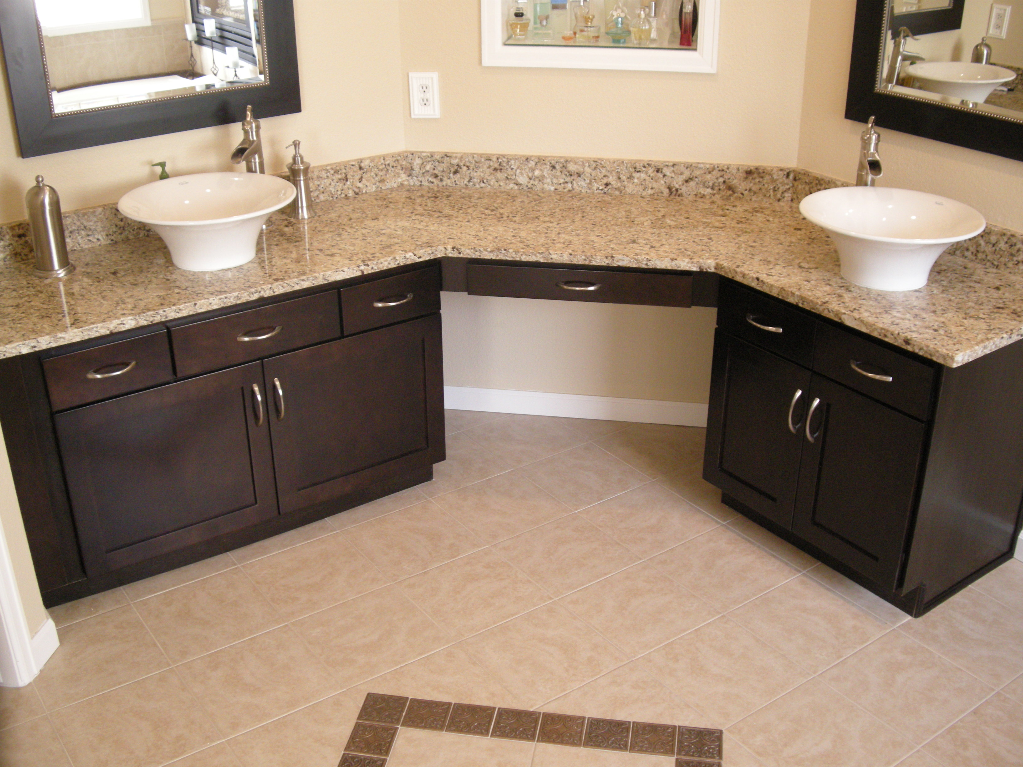Cabinet Refacing Example