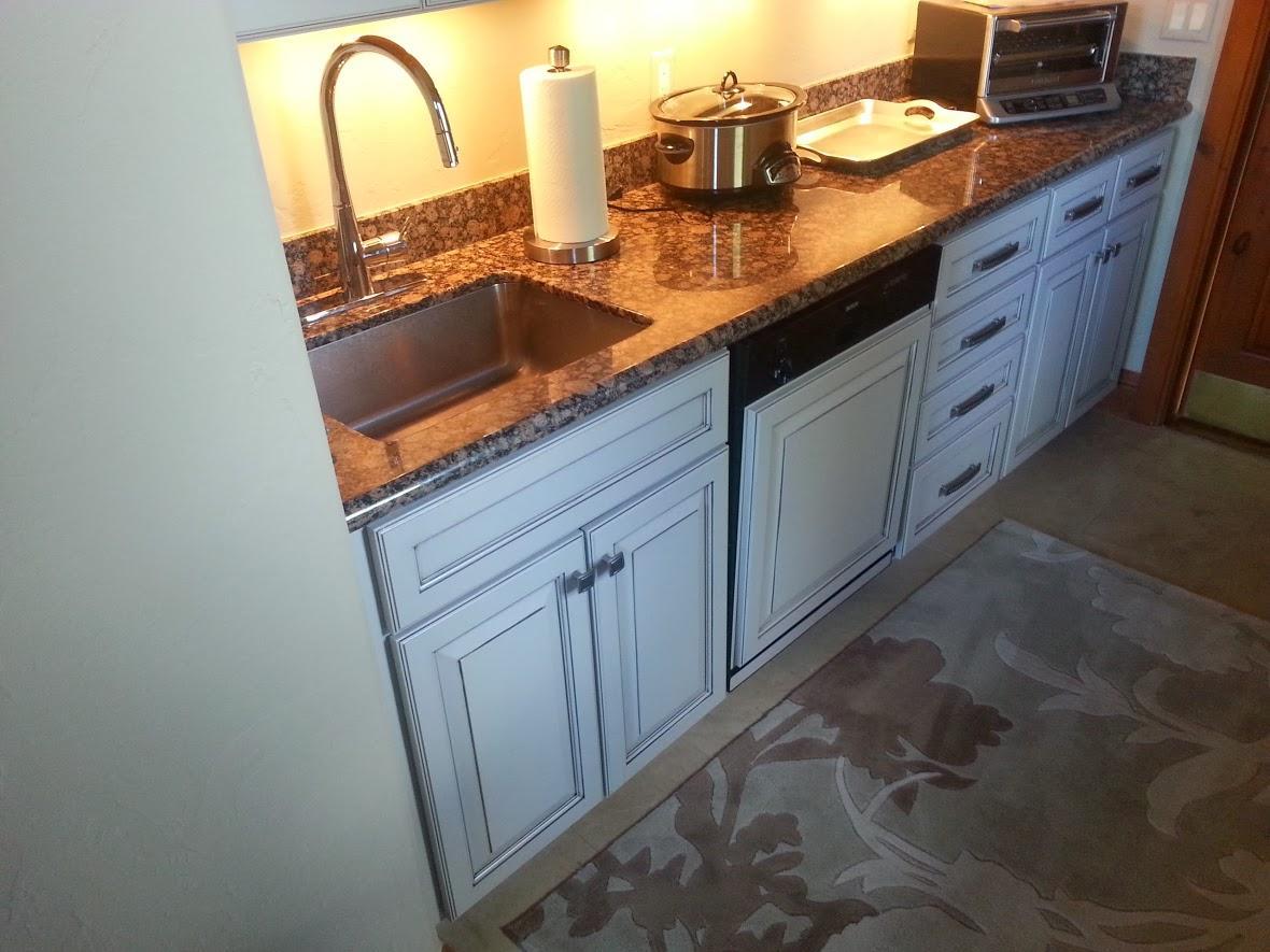 Cabinet Refacing Gallery - Home Improvements of Colorado