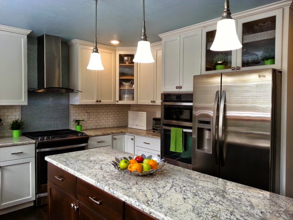Cabinet Refacing - Home Improvements of Colorado